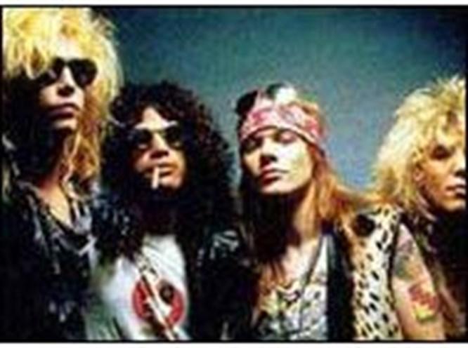 Guns N'Roses İstanbul'a geliyor